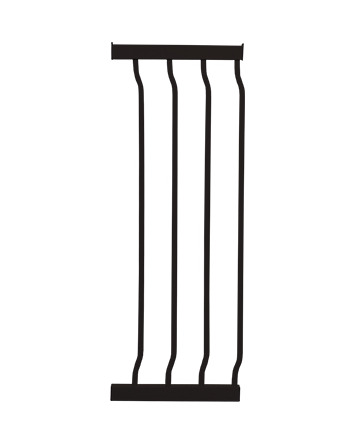 LIBERTY TALL 27 CM GATE EXTENSION BLACK
