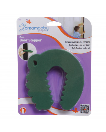 DOOR STOPPER CROCODILE