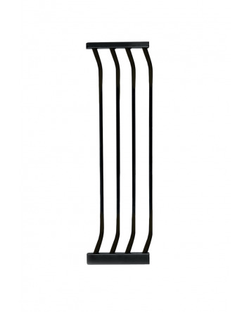 27CM GATE EXTENSION - BLACK