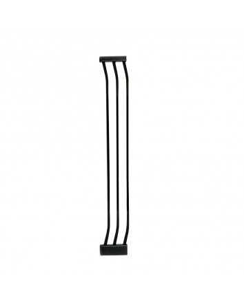 "CHELSEA TALL 18CM (7"") GATE EXTENSION  - BLACK"