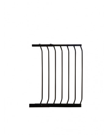 "CHELSEA 21"" (54CM) GATE EXTENSION STANDARD - BLACK"