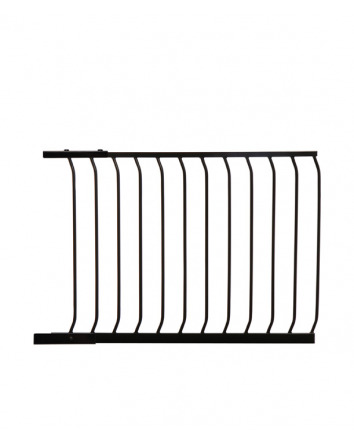 "CHELSEA 39"" (100CM) GATE EXTENSION STANDARD - BLACK"