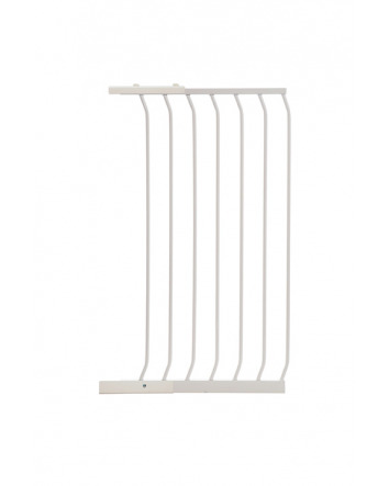 "CHELSEA TALL 54CM (21"") GATE EXTENSION  - WHITE"