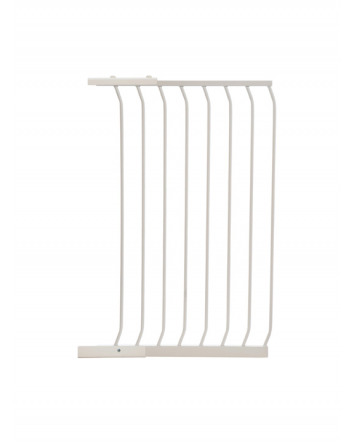 "CHELSEA TALL 63CM (24.5"") GATE EXTENSION  - WHITE"