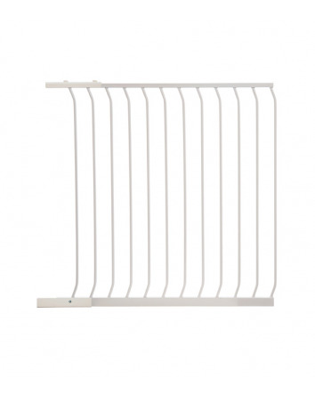 "CHELSEA TALL 100CM (39"") GATE EXTENSION  - WHITE"