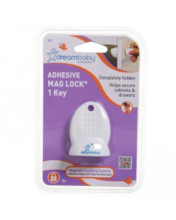 ADHESIVE MAG LOCK® 1 KEY