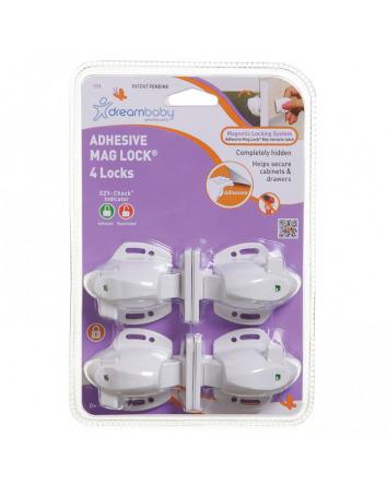 ADHESIVE MAG LOCK® 4 LOCKS