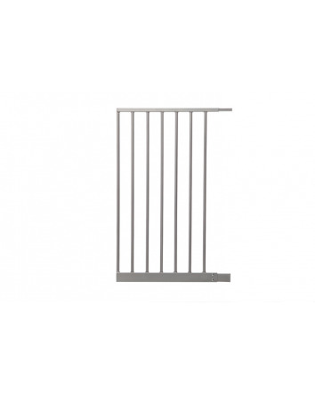 42CM EXTENSION EMPIRE SECURITY GATE SILVER
