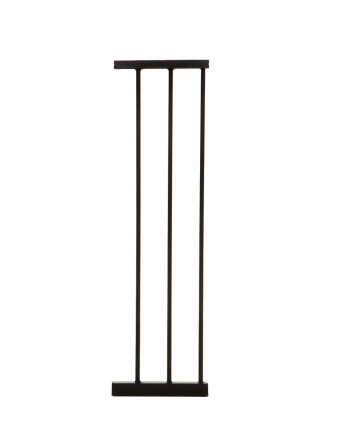 BOSTON GATE 21CM EXTENSION - BLACK