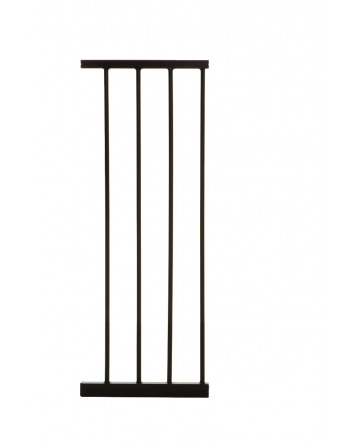BOSTON GATE 28CM EXTENSION - BLACK