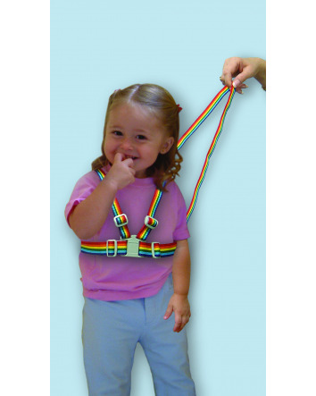 SAFETY HARNESS & REINS