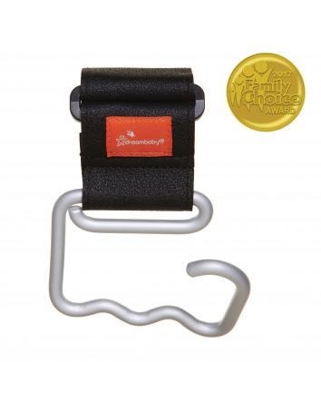 STROLLERBUDDY® EZY-FIT GIANT STROLLER HOOK