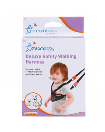 DELUXE SAFETY WALKING HARNESS