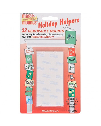HOLIDAY REMOVABLE MOUNTS