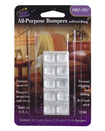 10 ALL PURPOSE BUMPERS