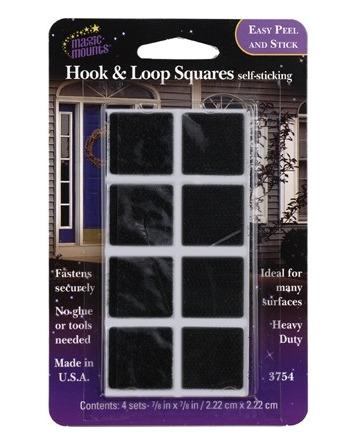 HOOK & LOOP SQUARES