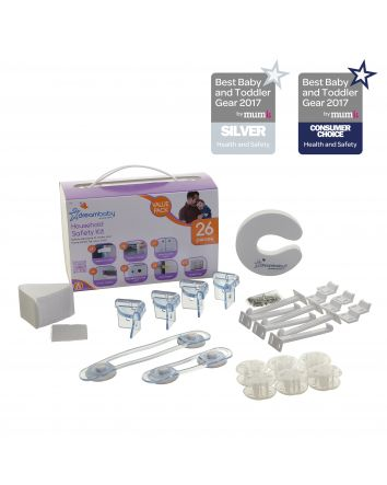 HOUSEHOLD SAFETY VALUE PK 26PC