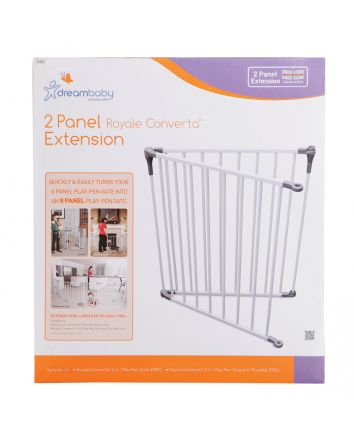 ROYALE 3-IN-1 CONVERTA® 2 PANEL EXTENSION FOR F849