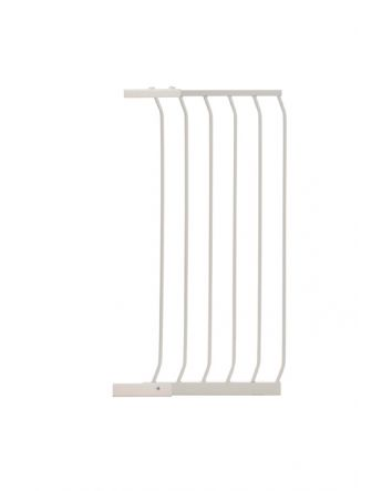 "CHELSEA TALL 45CM (17.5"") GATE EXTENSION - WHITE"