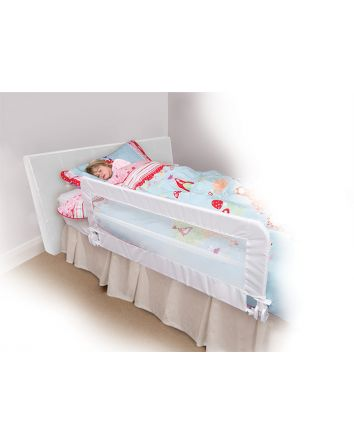 HARROGATE BED RAIL - WHITE